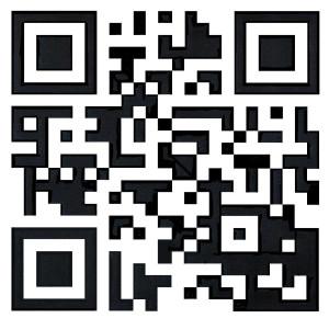 QR Code for CBS App